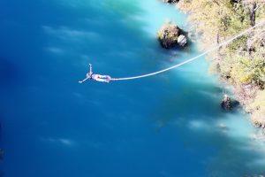 Tenerife bungeejumpen